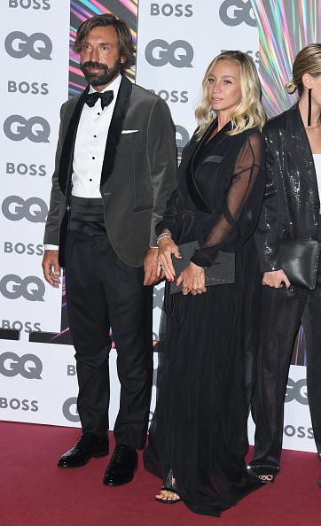 Andrea Pirlo「GQ Men Of The Year Awards 2021 - Red Carpet Arrivals」:写真・画像(9)[壁紙.com]