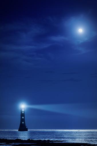 Beacon「lighthouse the night」:スマホ壁紙(10)
