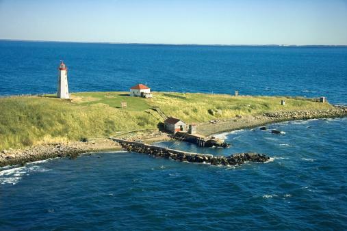 Beacon「Lighthouse, Connecticut, USA」:スマホ壁紙(5)