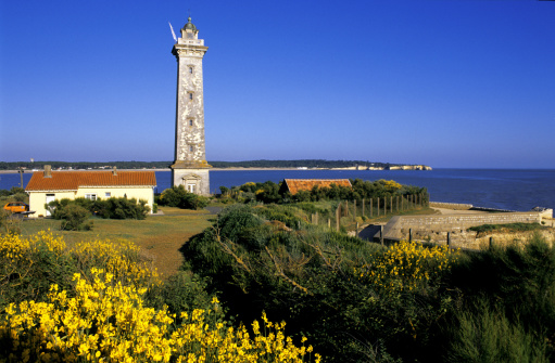 Nouvelle-Aquitaine「Lighthouse in Saint Georges De Didonne, France, Europe」:スマホ壁紙(19)
