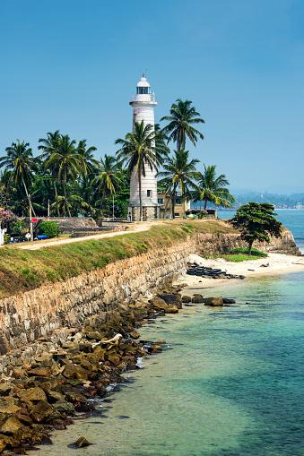 Sri Lanka「Lighthouse, Galle, Sri Lanka」:スマホ壁紙(6)