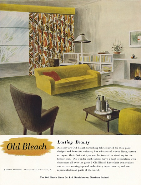 Costume Jewelry「Lasting Beauty - Old Bleach Linen Co Advertisement」:写真・画像(4)[壁紙.com]