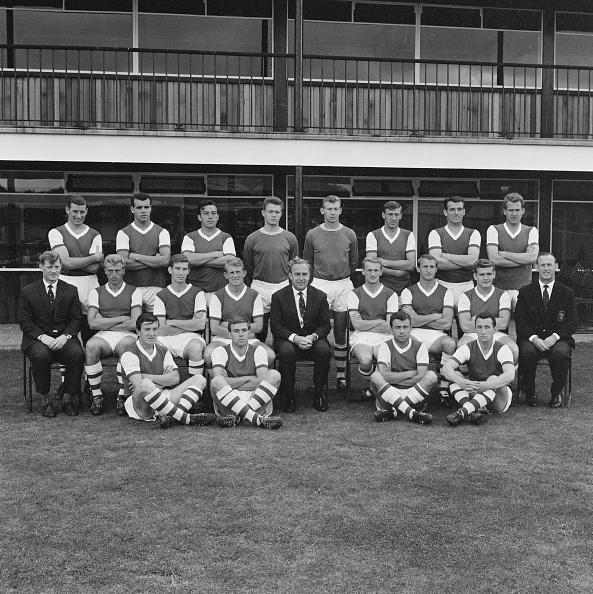 George Groves「Arsenal FC, 1963」:写真・画像(6)[壁紙.com]