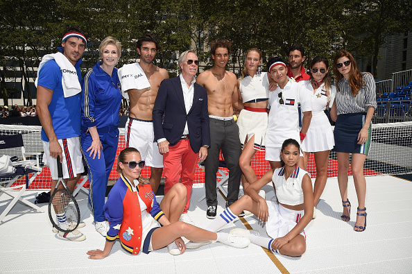 Global「Tommy Hilfiger And Rafael Nadal Launch Global Brand Ambassadorship」:写真・画像(4)[壁紙.com]