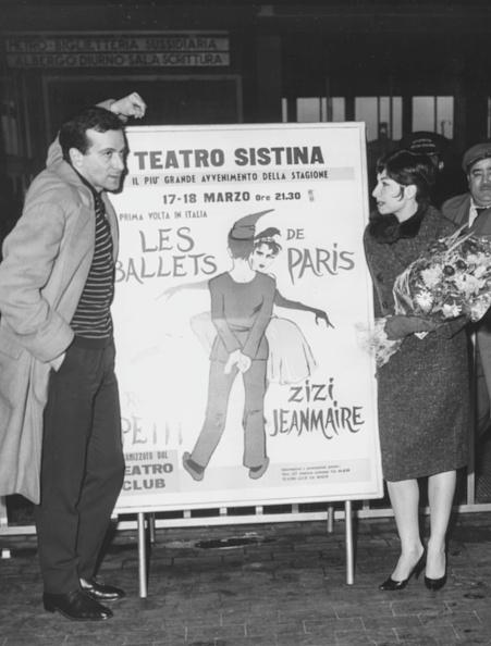 Standing「Roland Petit And Zizi Jeanmaire」:写真・画像(19)[壁紙.com]