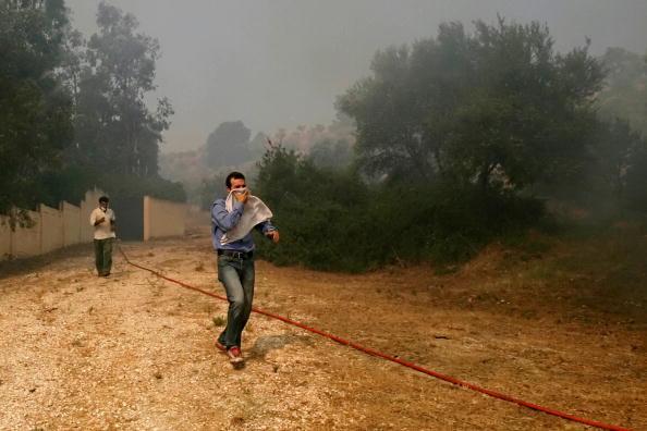Rag「State of Emergency Declared As Wildfires Burn In Rural Athens」:写真・画像(14)[壁紙.com]