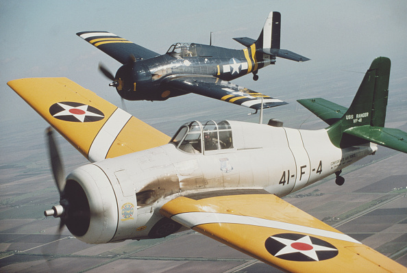 Two Objects「Confederate Air Force」:写真・画像(9)[壁紙.com]