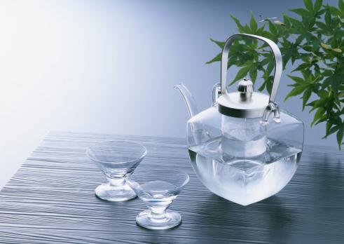 日本酒「Cold Sake」:スマホ壁紙(12)