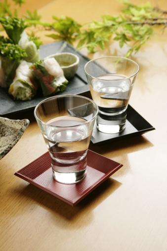 清酒「Cold sake」:スマホ壁紙(18)