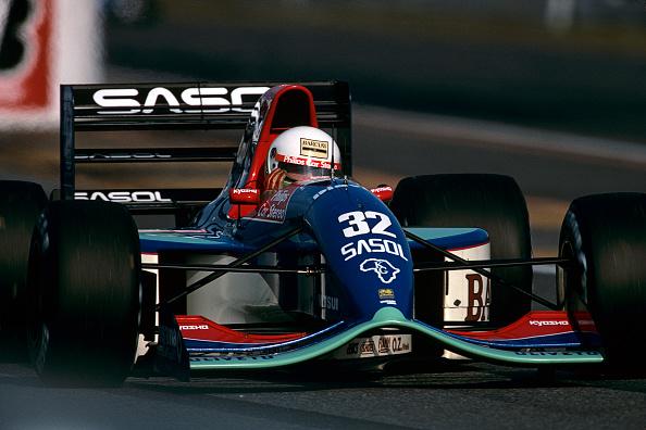Japanese Formula One Grand Prix「Stefano Modena, Grand Prix Of Japan」:写真・画像(12)[壁紙.com]