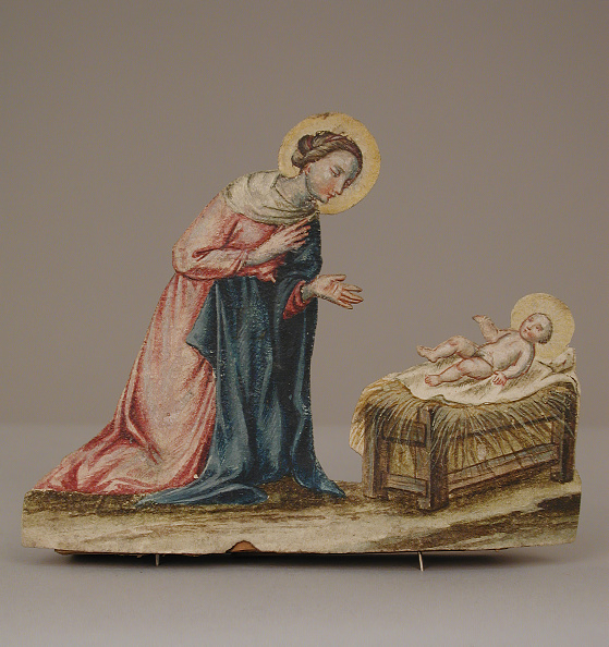 Clipping Path「Virgin Mary With Christ In A Manger」:写真・画像(18)[壁紙.com]