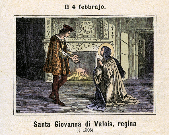 Fototeca Storica Nazionale「FEBRUARY 04 - SAINT JOAN」:写真・画像(6)[壁紙.com]