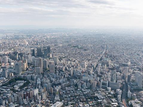 Social Issues「Cityscape, Honshu, Tokyo, Kanto Region, Japan」:スマホ壁紙(18)