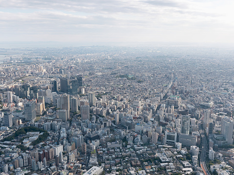 Tokyo Tower「Cityscape, Honshu, Tokyo, Kanto Region, Japan」:スマホ壁紙(14)