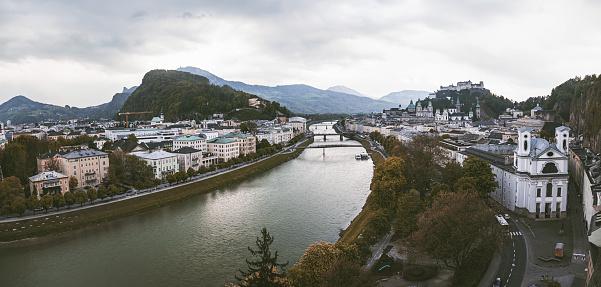 Music Festival「Cityscape Historic city of Salzburger Land, Austria」:スマホ壁紙(17)