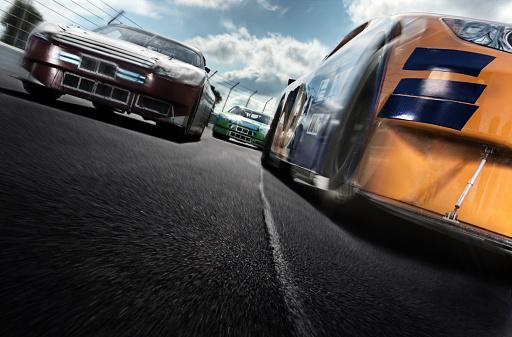 Stock Car Racing「Stock car race」:スマホ壁紙(12)