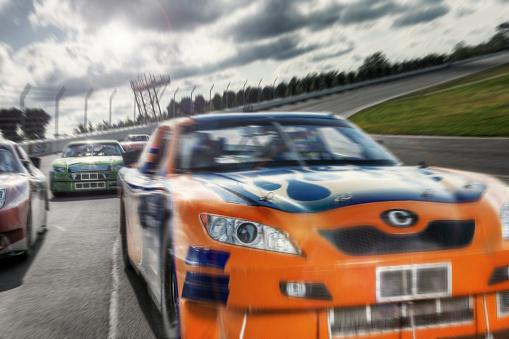 Stock Car Racing「Stock car race」:スマホ壁紙(18)