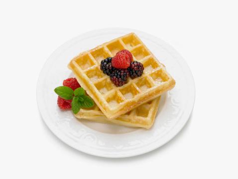 Waffled「Waffles with berries」:スマホ壁紙(17)