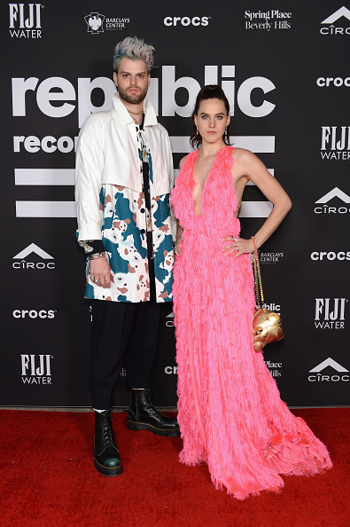 Flounced Dress「Republic Records Grammy After Party At Spring Place Beverly Hills - Arrivals」:写真・画像(18)[壁紙.com]