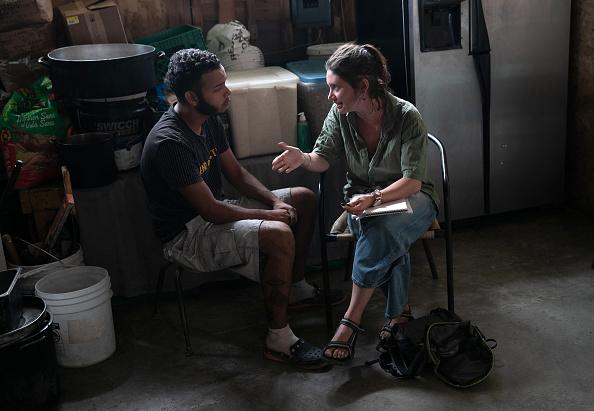 Begging - Social Issue「Humanitarian Aid Groups Help Immigrants In Borderlands」:写真・画像(19)[壁紙.com]