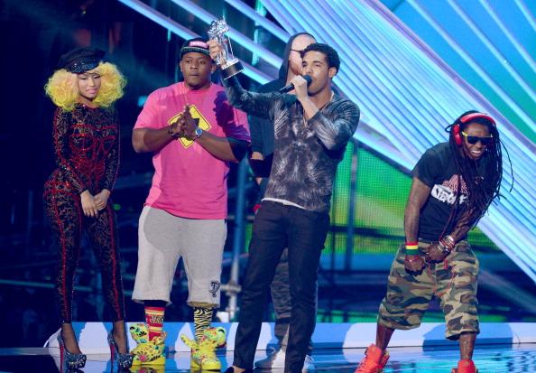 Drake - Entertainer「2012 MTV Video Music Awards - Show」:写真・画像(8)[壁紙.com]