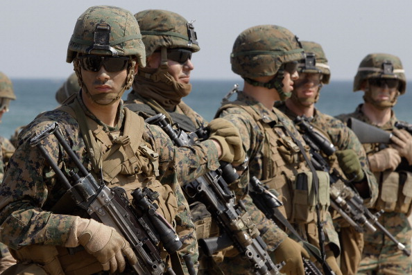 USA「South Korea And U.S. Marines Conduct Landing Exercise」:写真・画像(18)[壁紙.com]