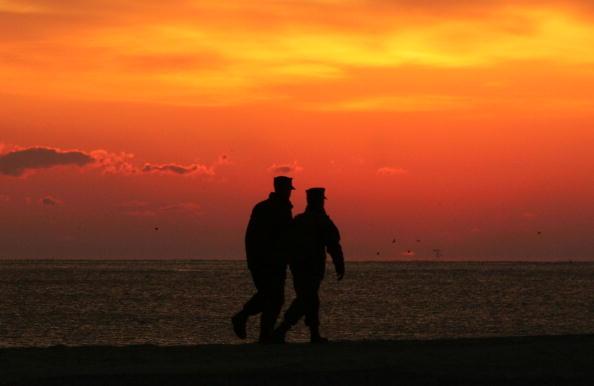 Chung Sung-Jun「U.S. and South Korean Marines Operate Landing Exercise」:写真・画像(12)[壁紙.com]