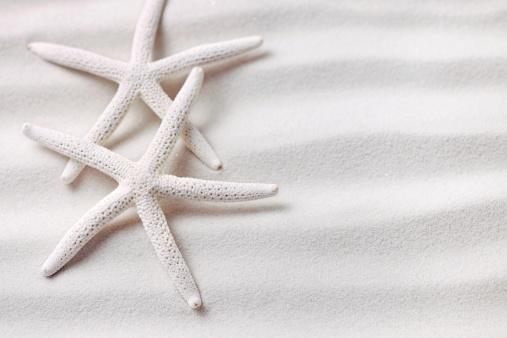 豪華 ビーチ「星海の砂、コピースペース付き」:スマホ壁紙(14)