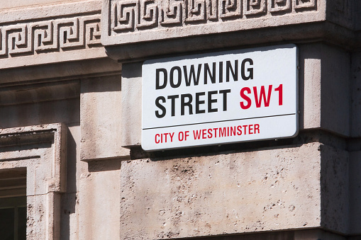 Election「Downing Street sign. City of Westminster.」:スマホ壁紙(16)