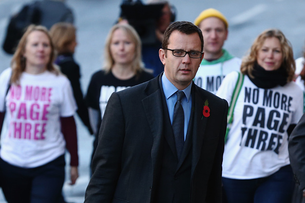 Publication「Rebekah Brooks And Andy Coulson On Trial Over Charges Of Phone Hacking」:写真・画像(13)[壁紙.com]