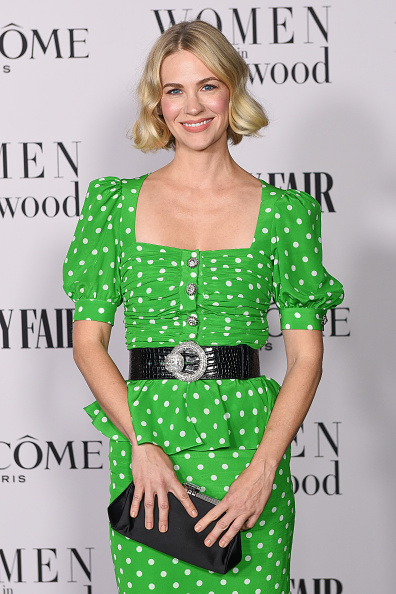 January Jones「Vanity Fair and Lancôme Women In Hollywood Celebration」:写真・画像(0)[壁紙.com]