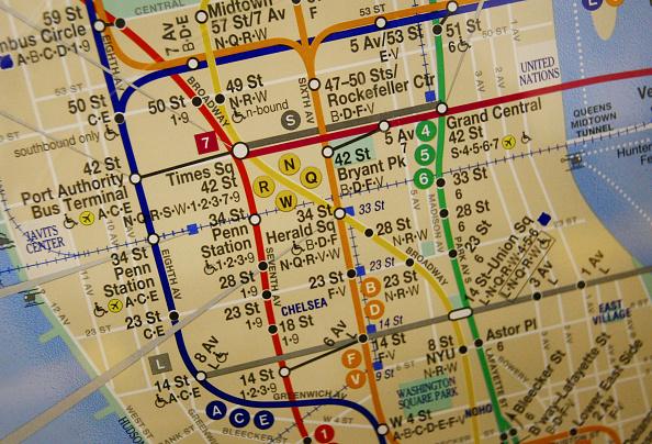 Subway「New York Subway Celebrates 100 Years」:写真・画像(15)[壁紙.com]