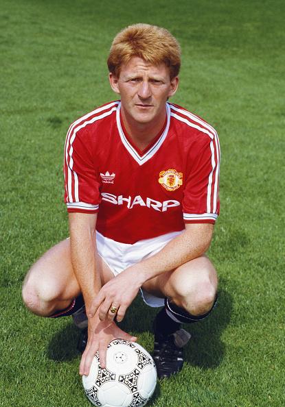 Soccer Team「Gordon Strachan Manchester United」:写真・画像(12)[壁紙.com]