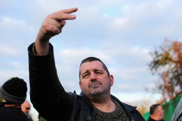 Chemical「Anti-fracking Protest Camp At Barton Moss」:写真・画像(18)[壁紙.com]