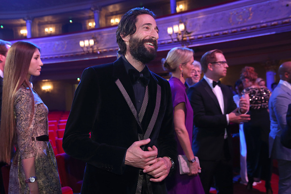 Adrien Brody「GQ Men Of The Year Award 2014 - Show」:写真・画像(9)[壁紙.com]