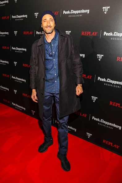 Adrien Brody「Capsule Collection Neymar Jr. X Replay At Weltstadthaus Duesseldorf」:写真・画像(7)[壁紙.com]