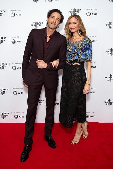 "Adrien Brody「""Clean"" Premiere - 2021 Tribeca Festival」:写真・画像(3)[壁紙.com]"
