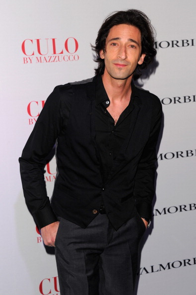 "Adrien Brody「Andy Valmorbida, Jimmy Iovine, And Sean ""Diddy"" Combs, Celebrate Culo By Mazzucco, Presented By VistaJet」:写真・画像(13)[壁紙.com]"