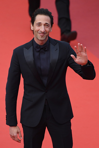 """Dark Blue「""""Once Upon A Time In Hollywood"""" Red Carpet - The 72nd Annual Cannes Film Festival」:写真・画像(5)[壁紙.com]"""