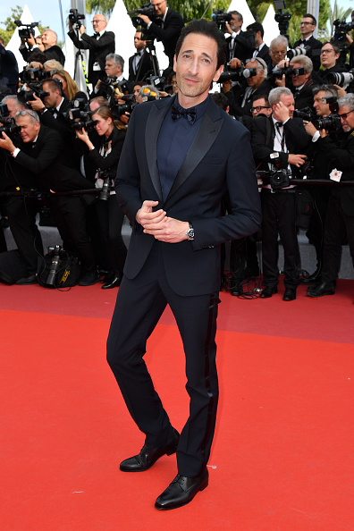 "Adrien Brody「""Once Upon A Time In Hollywood"" Red Carpet - The 72nd Annual Cannes Film Festival」:写真・画像(3)[壁紙.com]"