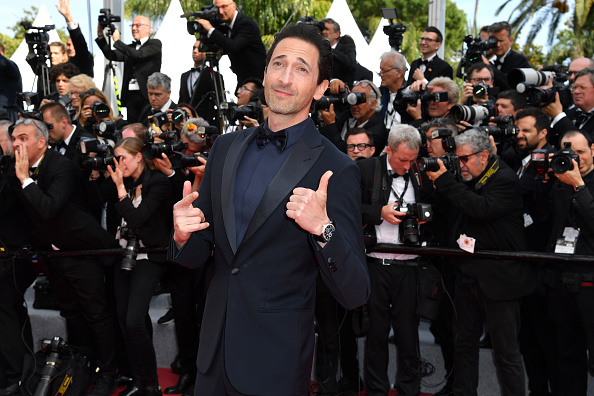 "Adrien Brody「""Once Upon A Time In Hollywood"" Red Carpet - The 72nd Annual Cannes Film Festival」:写真・画像(5)[壁紙.com]"