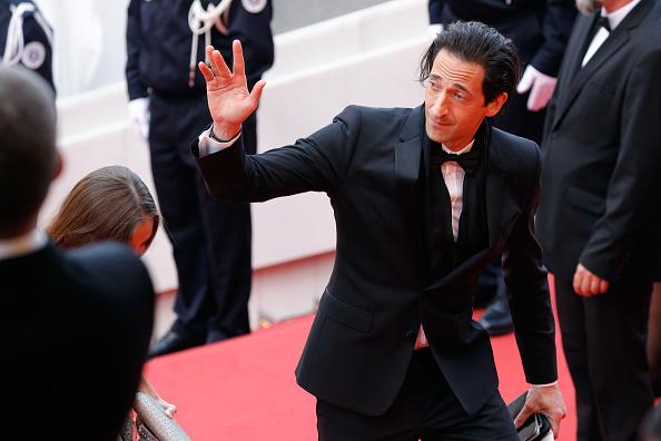 エイドリアン ブロディ「70th Anniversary Red Carpet Arrivals - The 70th Annual Cannes Film Festival」:写真・画像(6)[壁紙.com]