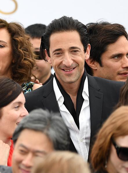 エイドリアン ブロディ「70th Anniversary Photocall - The 70th Annual Cannes Film Festival」:写真・画像(9)[壁紙.com]