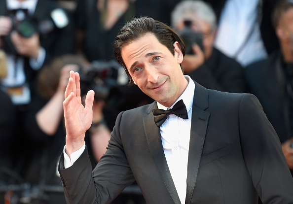 "Adrien Brody「""Ismael's Ghosts (Les Fantomes d'Ismael)"" & Opening Gala Red Carpet Arrivals - The 70th Annual Cannes Film Festival」:写真・画像(11)[壁紙.com]"