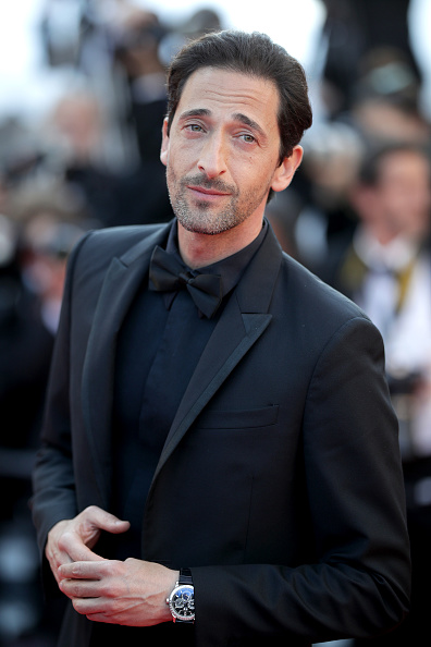 "Adrien Brody「Closing Ceremony & ""The Man Who Killed Don Quixote"" Red Carpet Arrivals - The 71st Annual Cannes Film Festival」:写真・画像(1)[壁紙.com]"