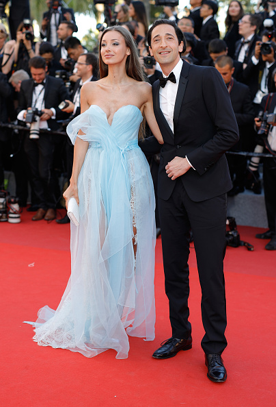 Adrien Brody「'Ismael's Ghosts (Les Fantomes d'Ismael)' & Opening Gala Red Carpet Arrivals - The 70th Annual Cannes Film Festival」:写真・画像(15)[壁紙.com]