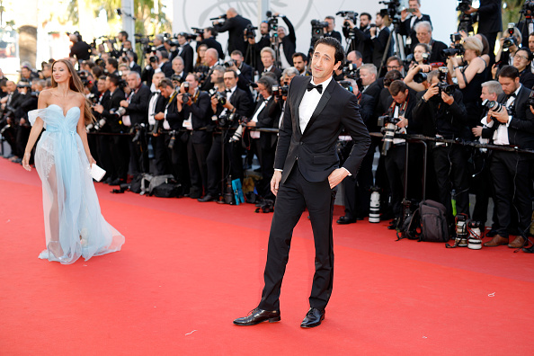 Adrien Brody「'Ismael's Ghosts (Les Fantomes d'Ismael)' & Opening Gala Red Carpet Arrivals - The 70th Annual Cannes Film Festival」:写真・画像(16)[壁紙.com]