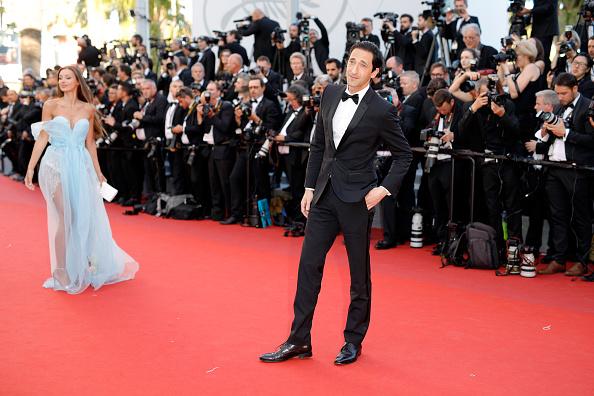 エイドリアン ブロディ「'Ismael's Ghosts (Les Fantomes d'Ismael)' & Opening Gala Red Carpet Arrivals - The 70th Annual Cannes Film Festival」:写真・画像(12)[壁紙.com]