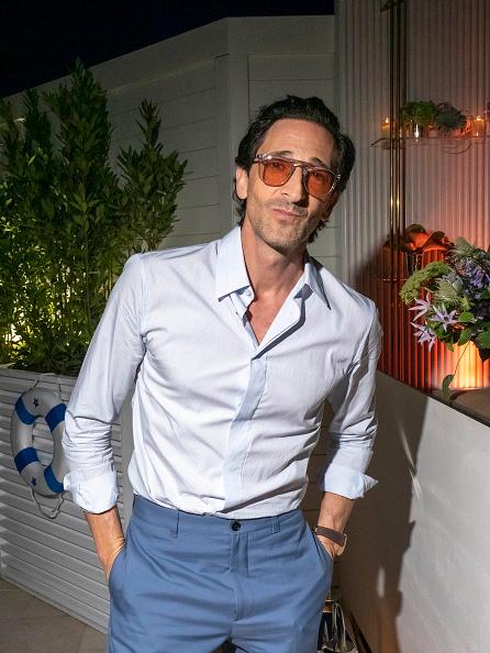 Adrien Brody「Dior Dinner - The 74th Annual Cannes Film Festival」:写真・画像(10)[壁紙.com]