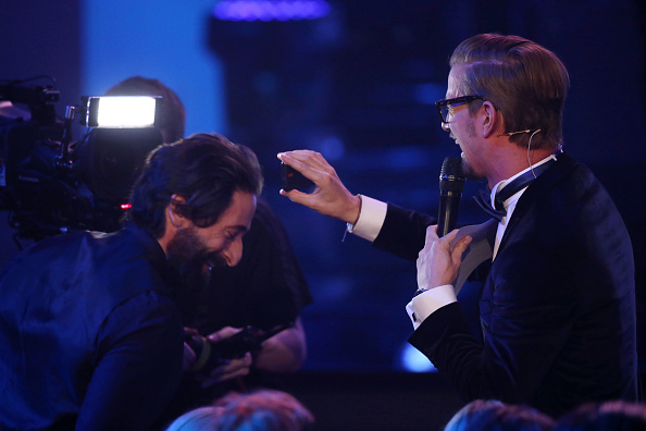Adrien Brody「GQ Men Of The Year Award 2014 - Show」:写真・画像(18)[壁紙.com]